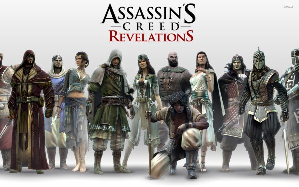 Assassin's Creed: Revelations [6] wallpaper - Game ...