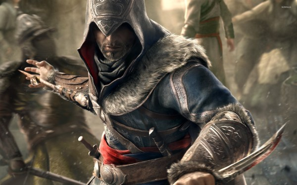 Assassin's Creed: Revelations [5] wallpaper - Game ...