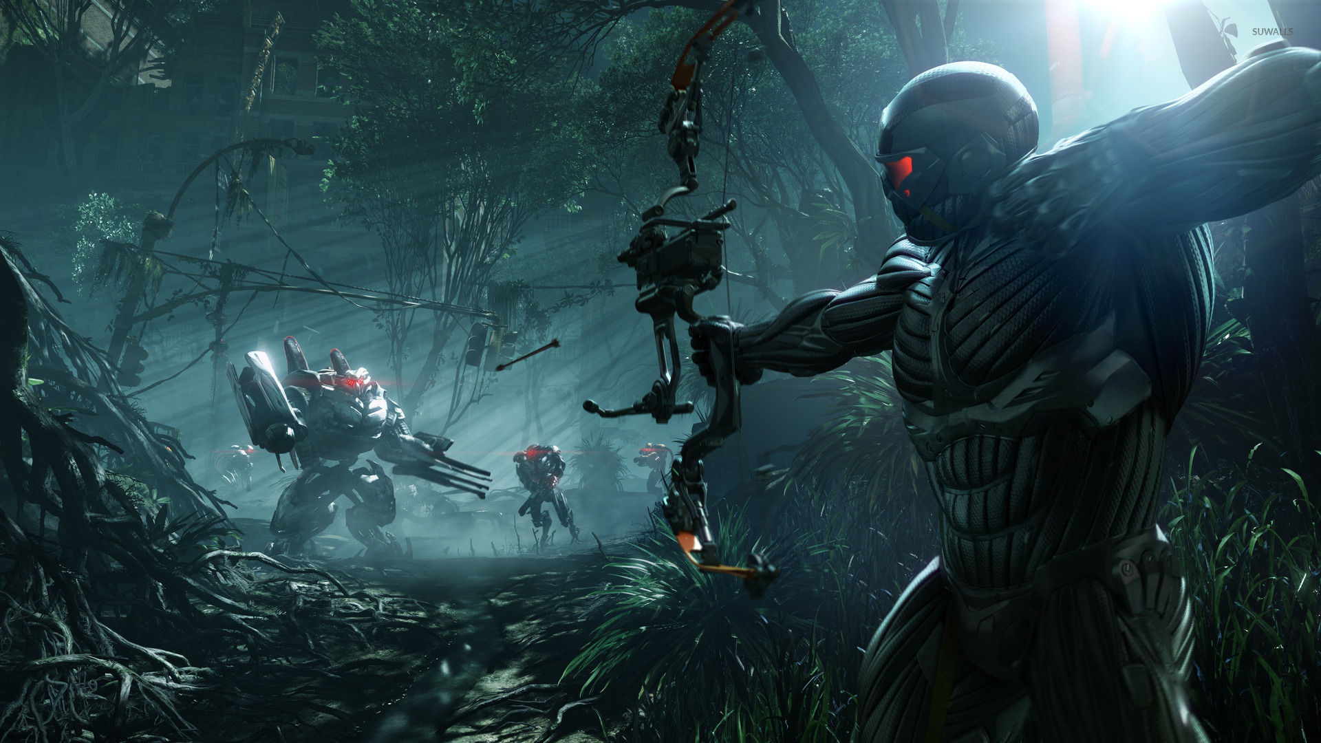 Crysis 3 2 Wallpaper Game Wallpapers 17151