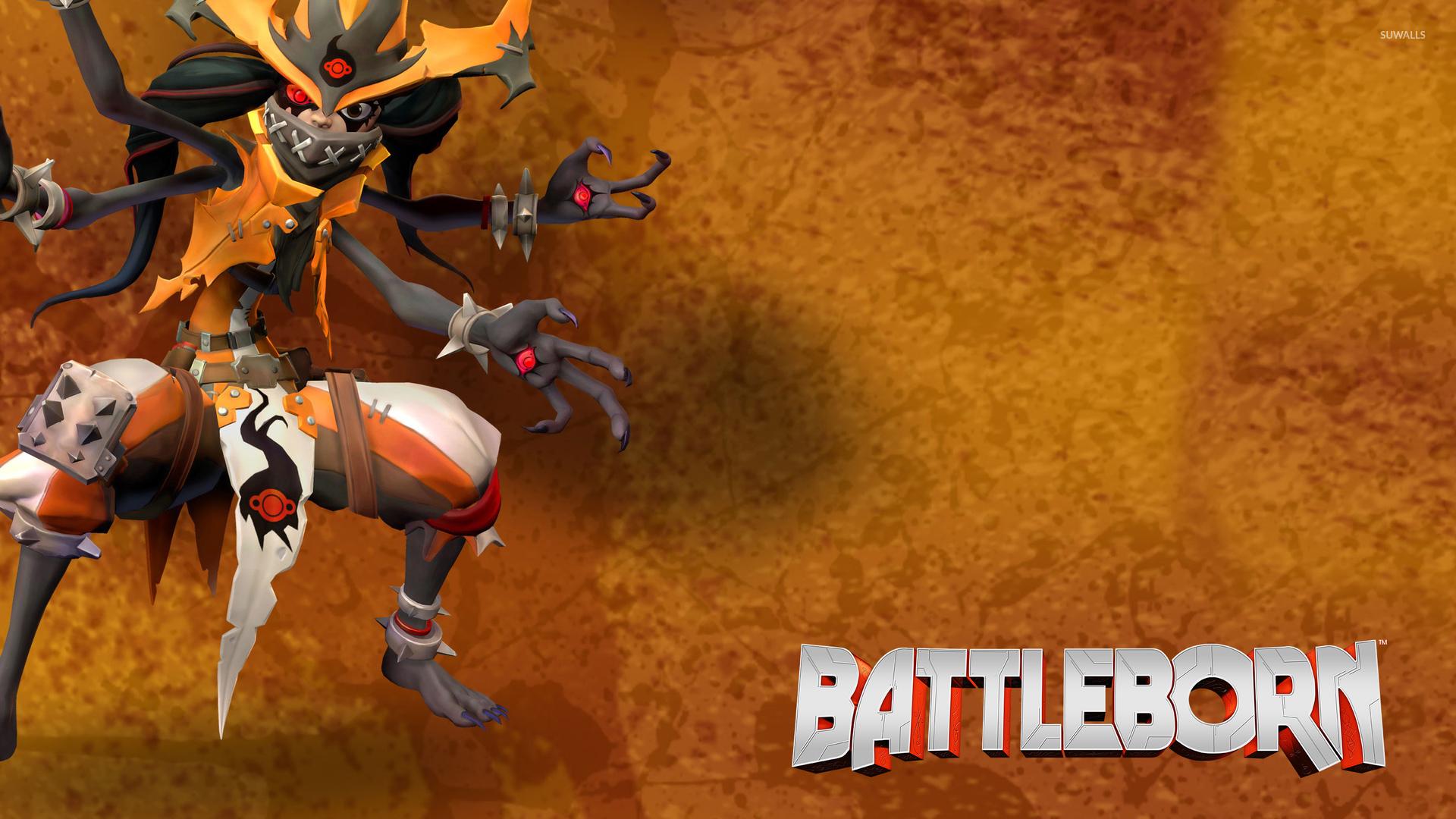 Orendi Battleborn Wallpaper Game Wallpapers 50075