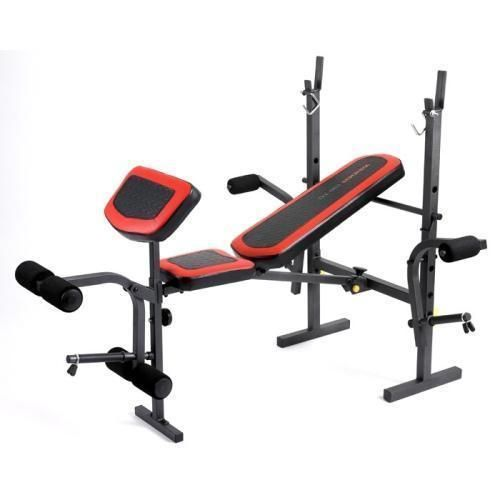 Weider 195 Weight Bench Sweatband Com