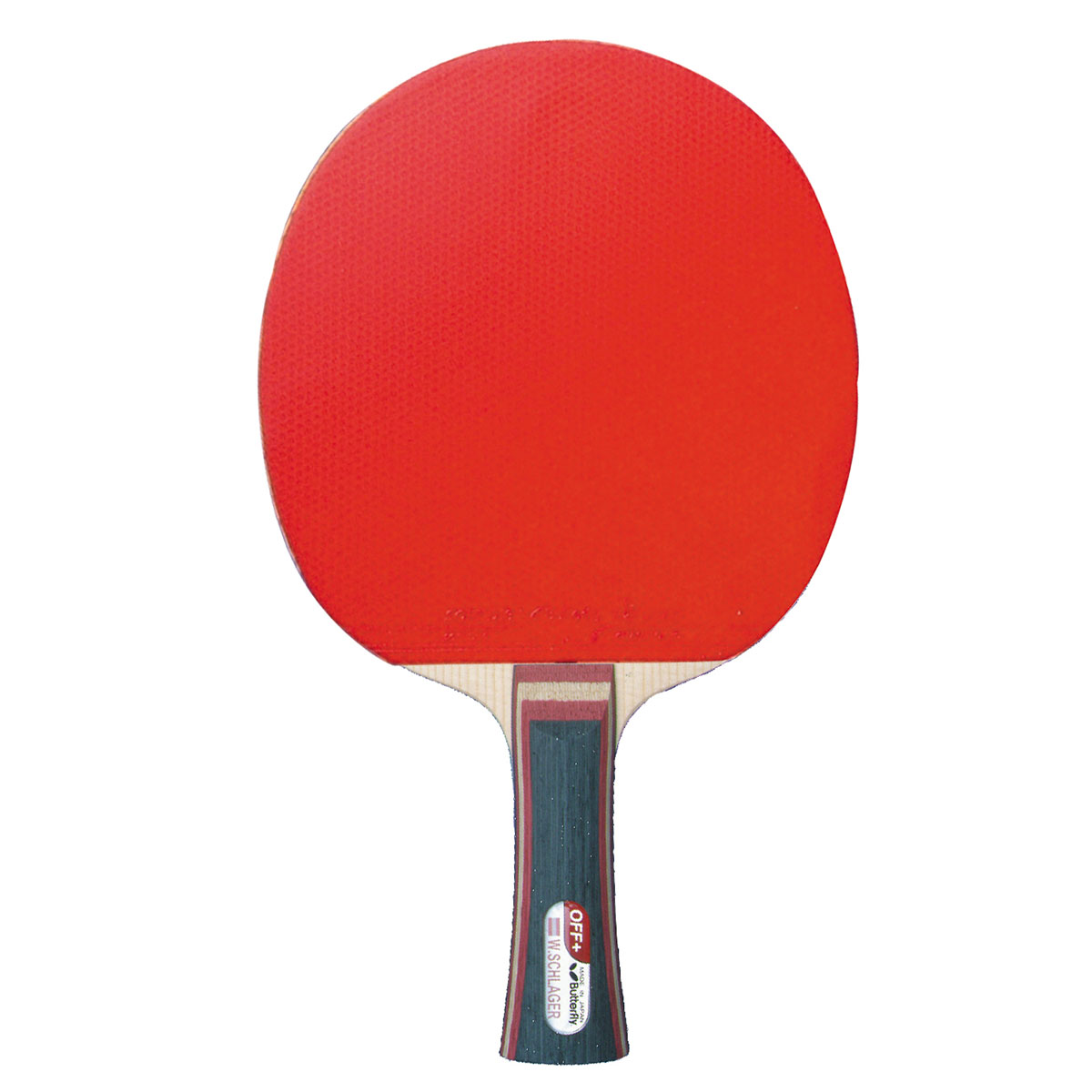 Butterfly Primorac Off Table Tennis Bat With Bryce Speed Fx Rubber Tagdrive