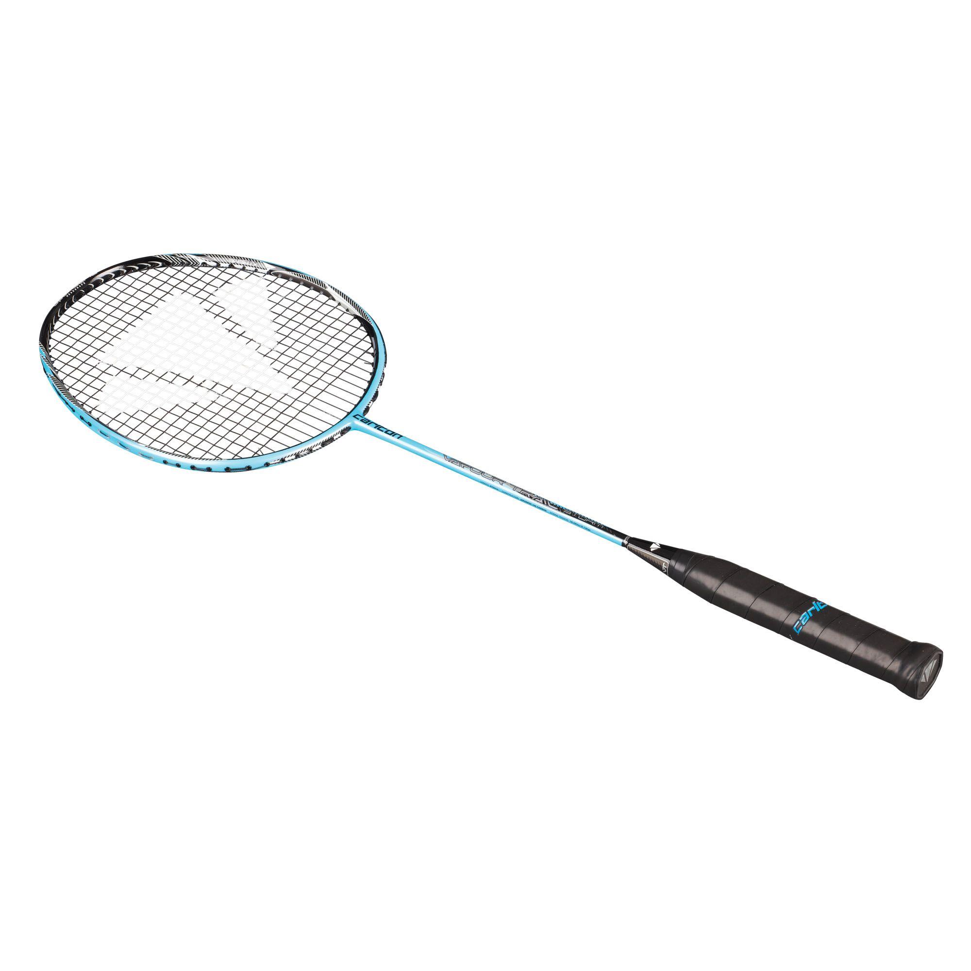 Diagram Of A Badminton Racquet