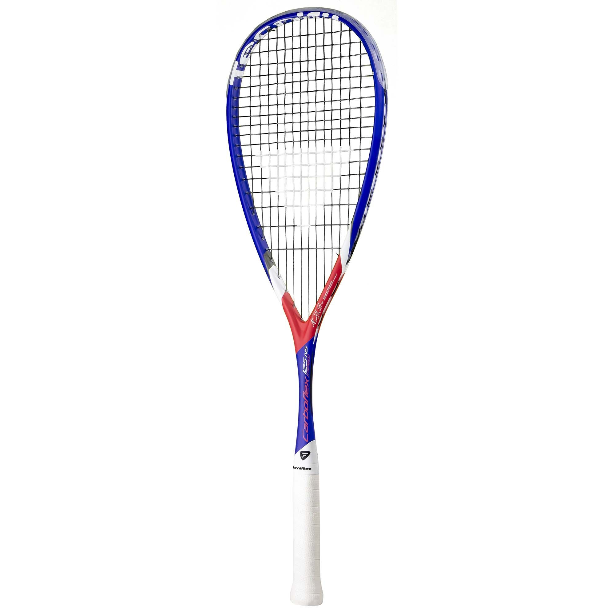 Tecnifibre Carboflex X Speed 125 Ns Squash Racket