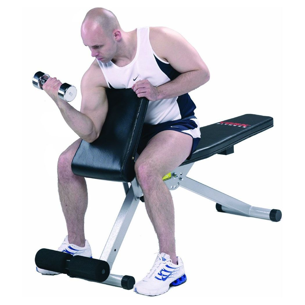 York 13 In 1 Utility Workout Bench