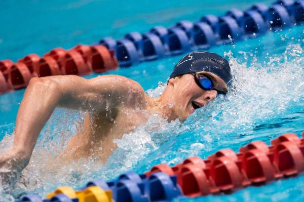 Chris Swanson Becomes First Ever Penn Men's NCAA Swimming ...
