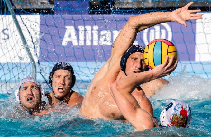 Image result for Water Polo italy sports
