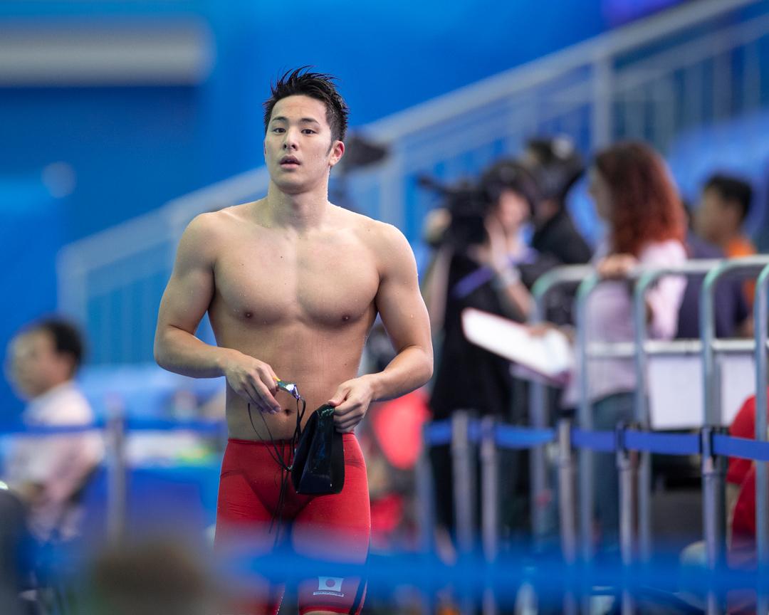 5 Popular Male Swimmers in Asia  - Daiya Seto