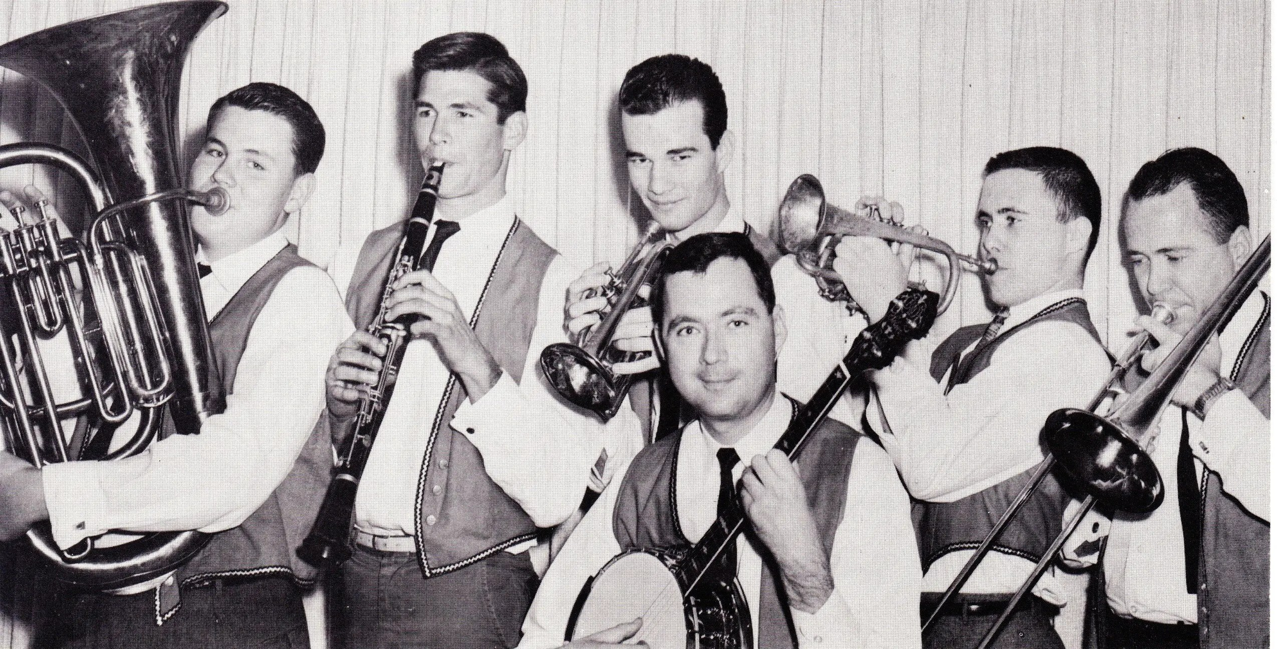 Ted Shafer And The Jelly Roll Jazz Band Keep Rolling Along The Syncopated Times
