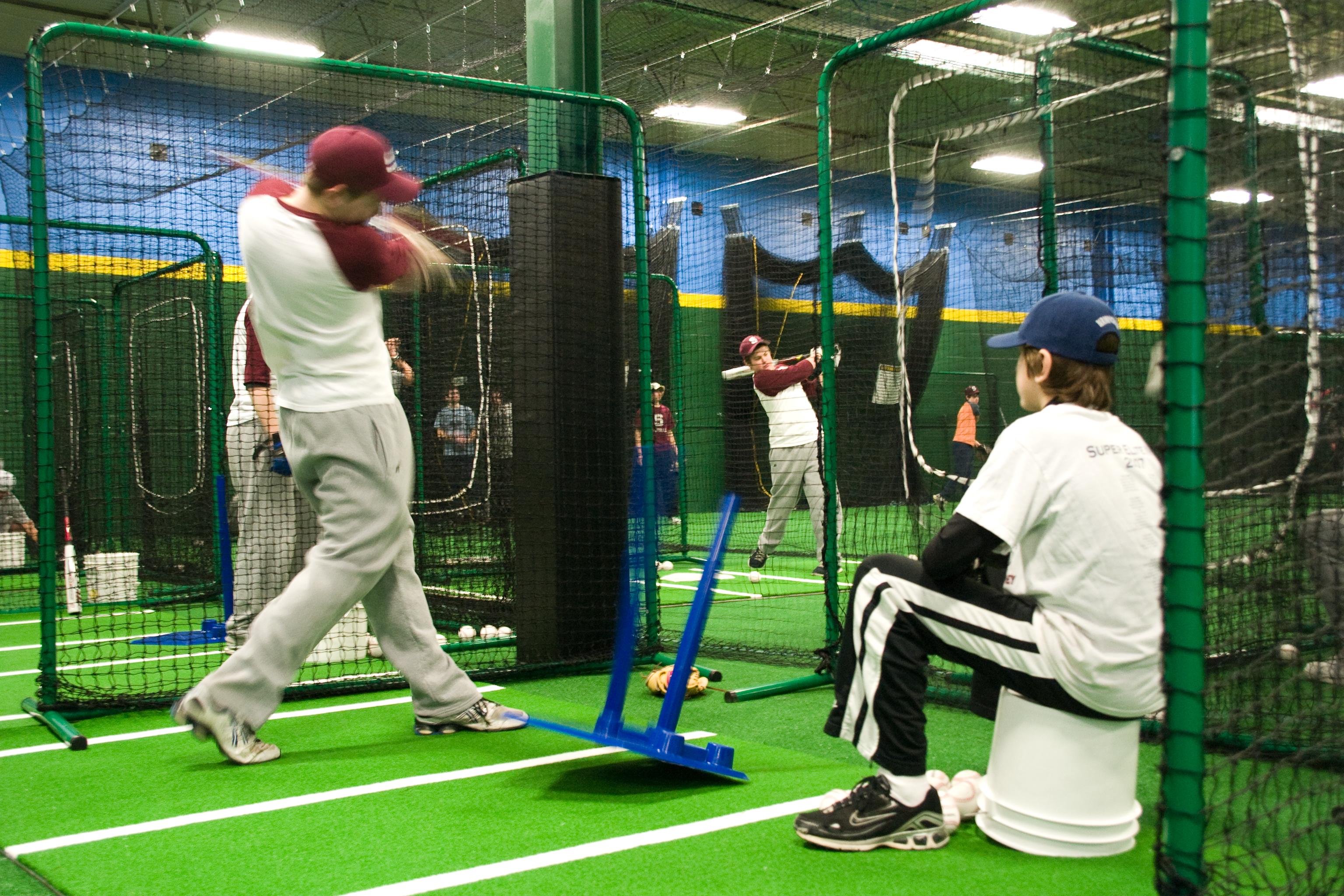Batting cages hilton head