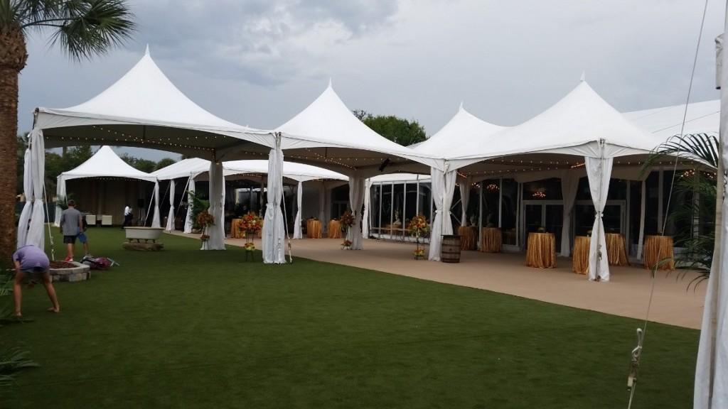 SoftLawn® Elite by Kingfisher Development   Turf Installation for Wedding