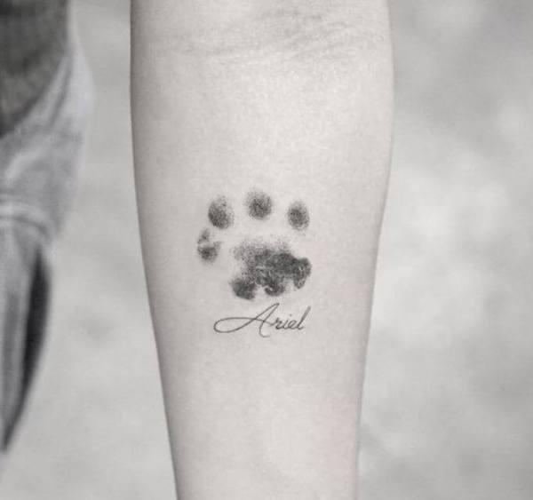 Маленькие Татуировки С Именами