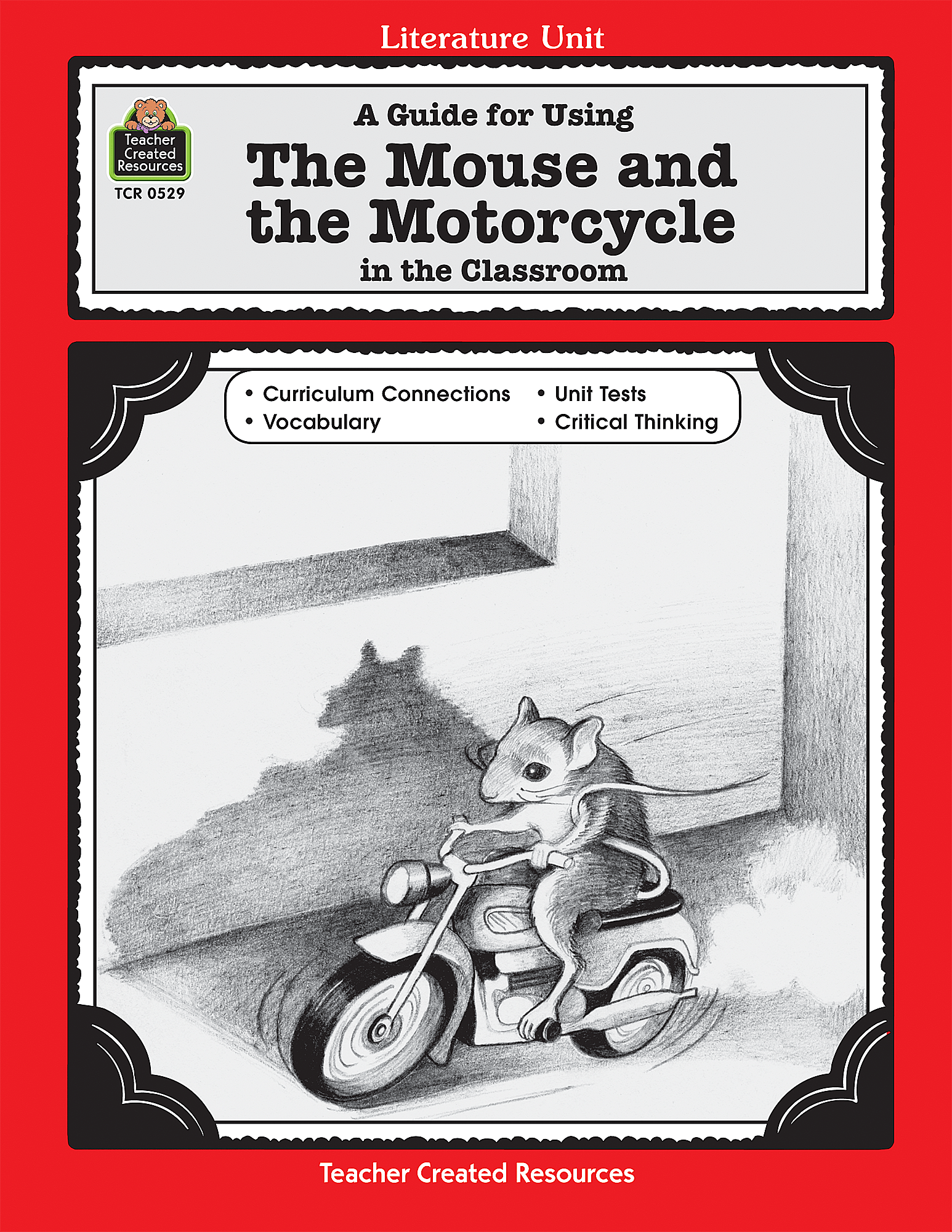 A Guide For Using The Mouse And The Motorcycle In The