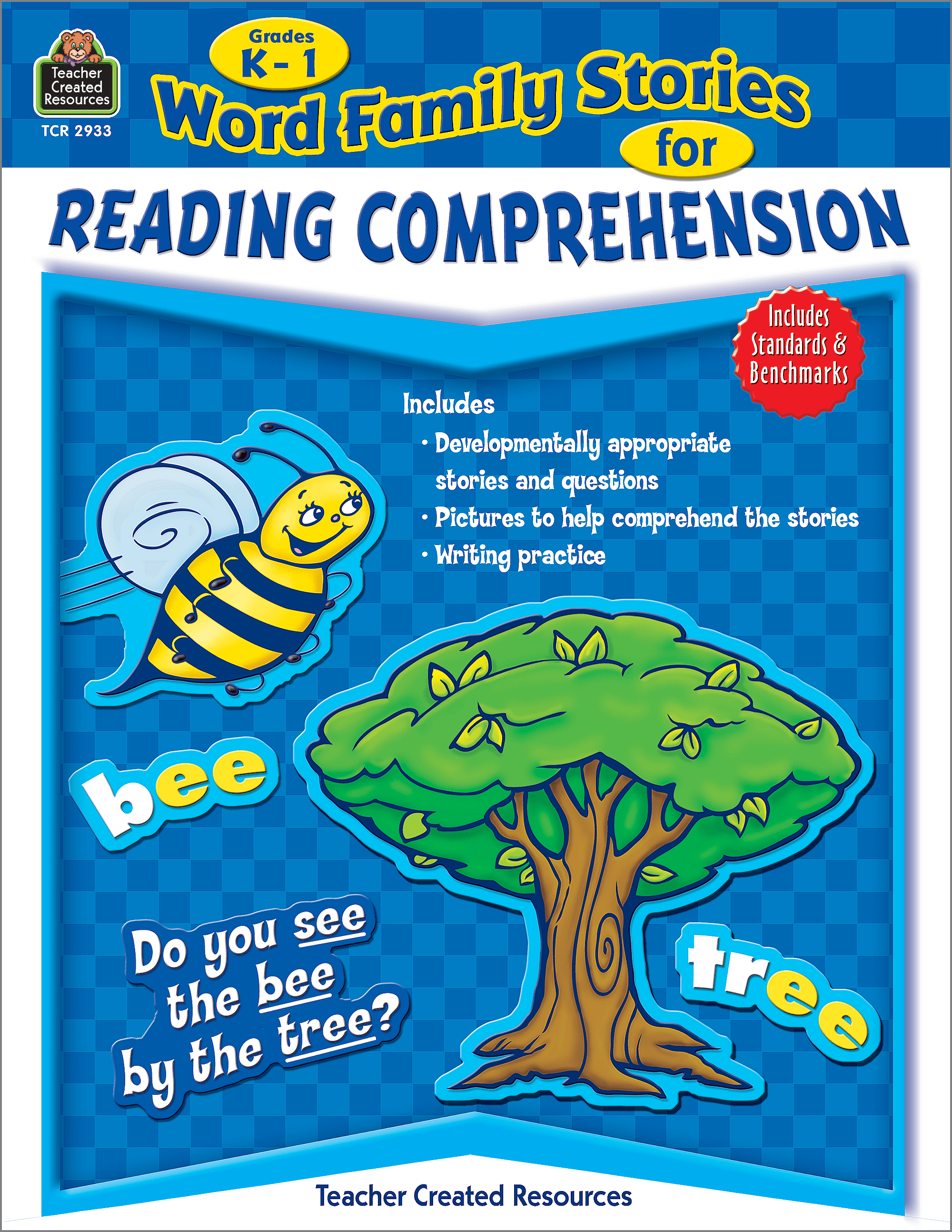 Word Family Stories For Reading Comprehension Grade K 1