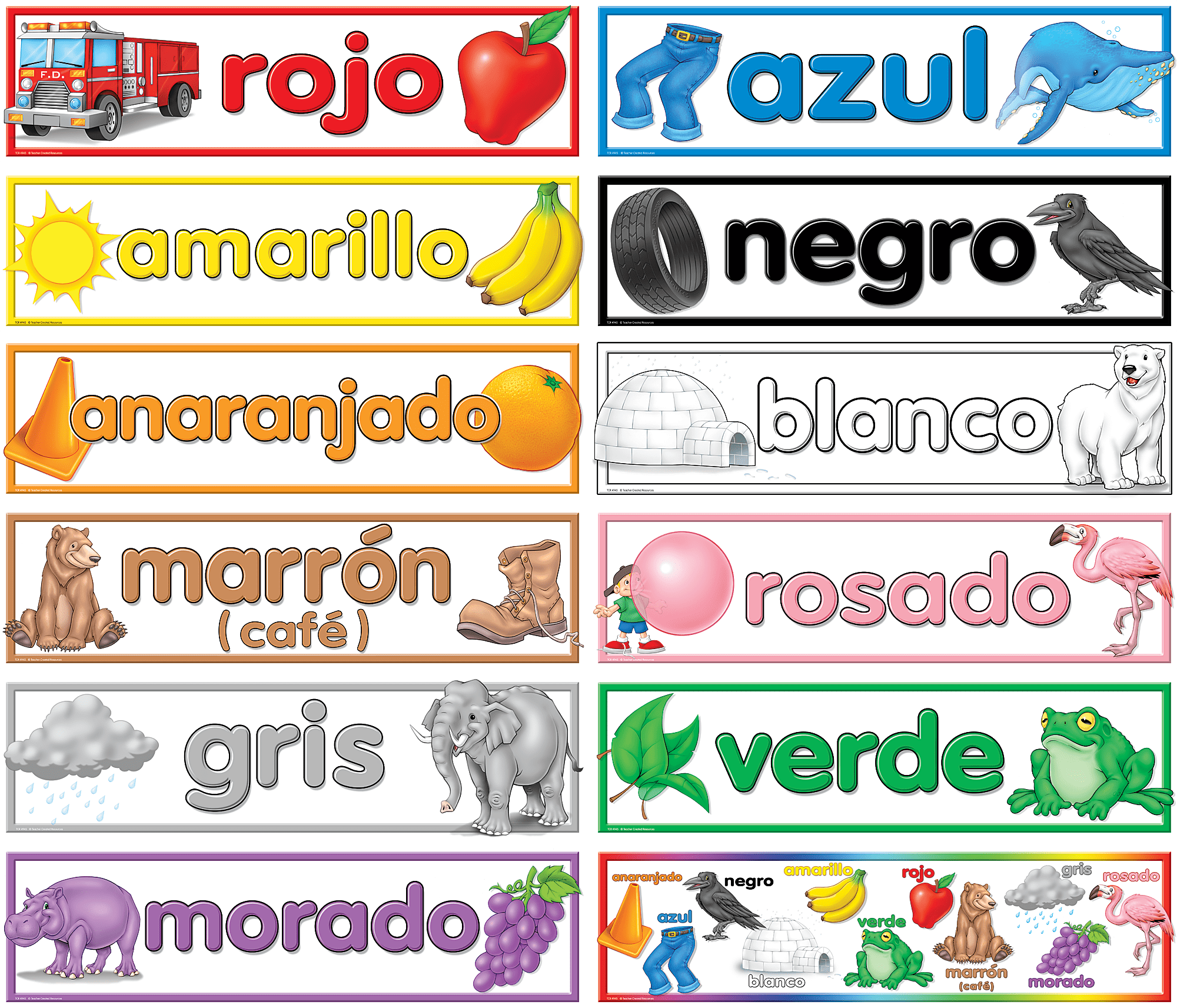Colors Spanish Headliners