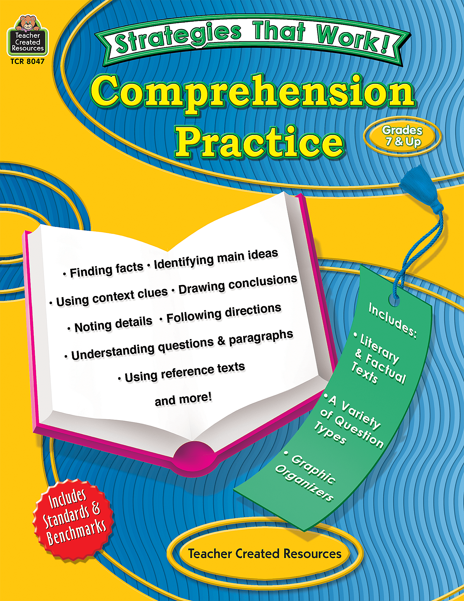 Strategies That Work Comprehension Practice Grades 7