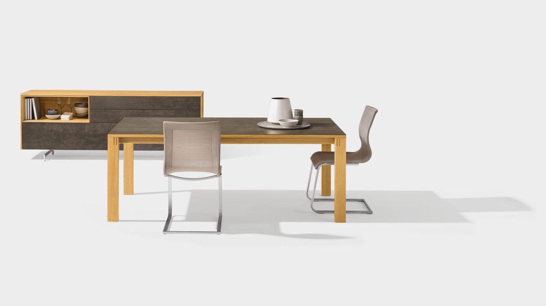 table extensible magnum en bois
