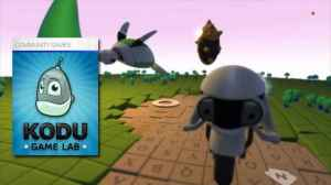 Make Your Own Vodeo Game for XBox 360 and Windows PC with Microsoft Kodu
