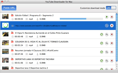 A Free YouTube Download Manager for Mac