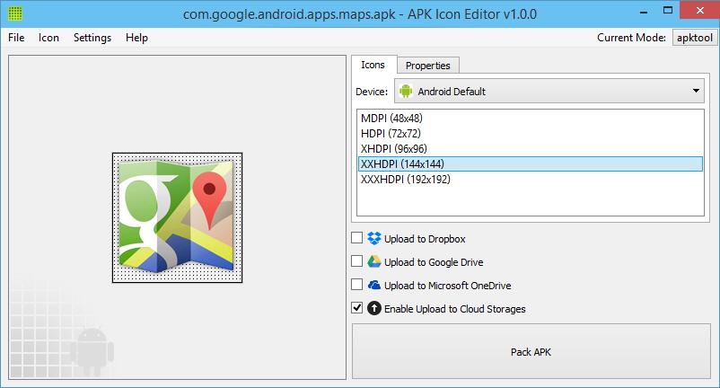 APK Icon Editor