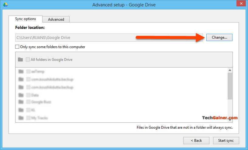 how to send a file to someone using google drive