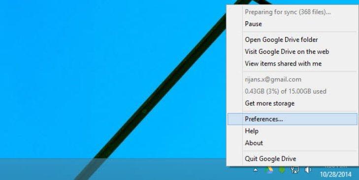 2 Ways to Change Google Drive Default Folder Location in
