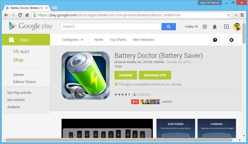 "Add a ""Download APK"" Button to Every Google Play App on Chrome on Desktop"