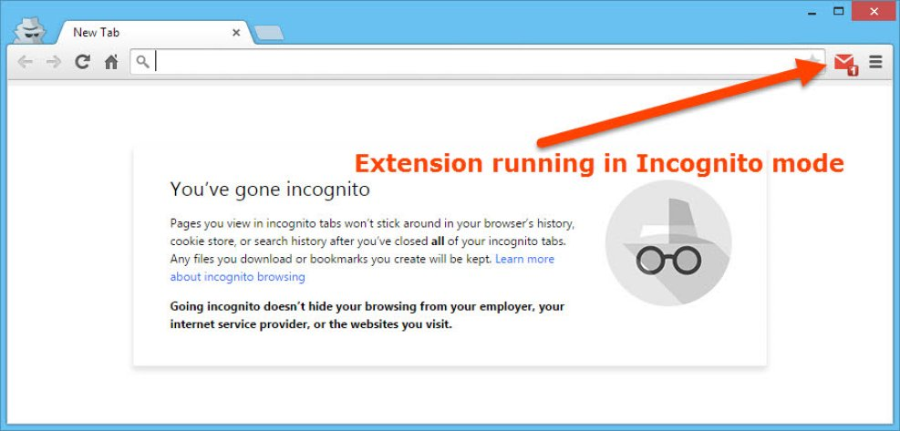 How to Run a Chrome Extension in Incognito Mode | TechGainer