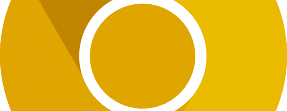 Logo of Chrome Canary