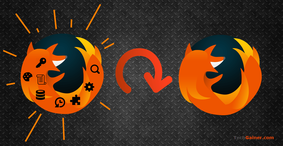 How to Completely Reset Firefox (Passwords, Addons, History, etc.) on Windows, Mac and Linux