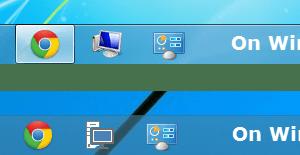 Computer pinned to Windows Taskbar