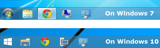 Computer pinned to Windows Taskbar