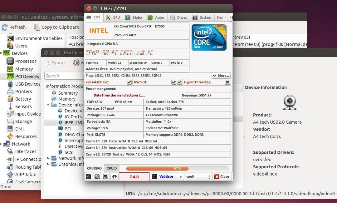 5 GUI Tools to See Hardware Information in Ubuntu/Linux