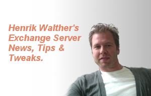 How to set up a microsoft exchange server