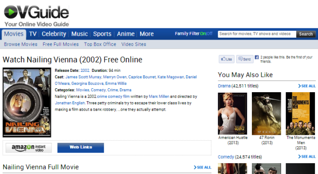 OVGuide Free HD Movies Direct Download