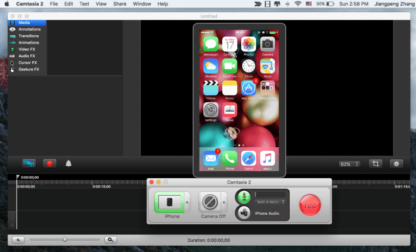 Screen Recorders for Mac