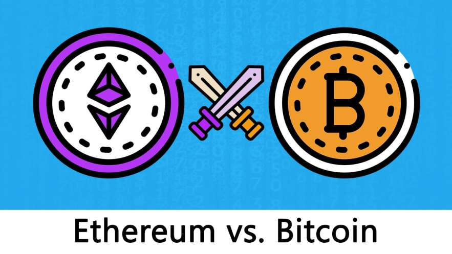 Ethereum or Bitcoin
