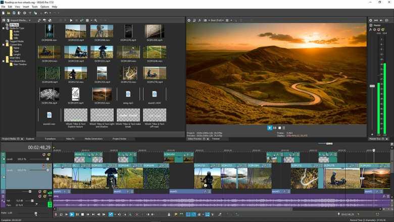 Alternativa de Vegas Pro Windows Movie Maker