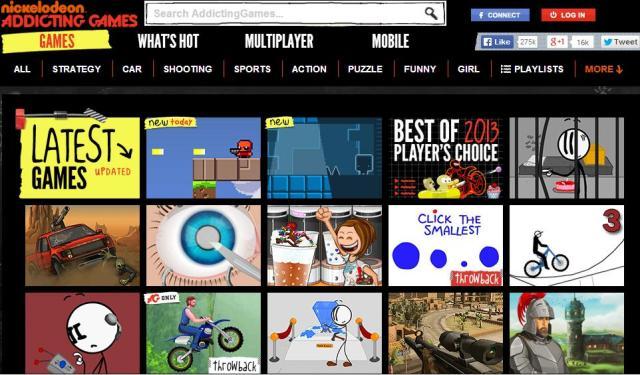 addicting games Best flash game sites
