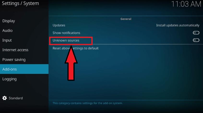 How to install exodus kodi