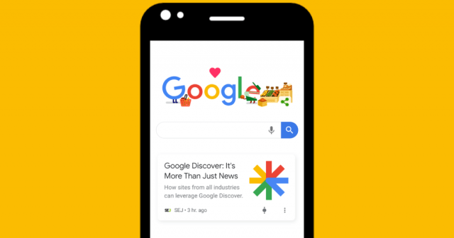Turn Off Google Discover