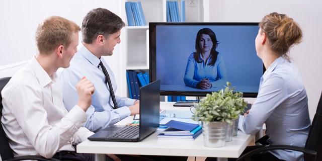 skype interview professionalism