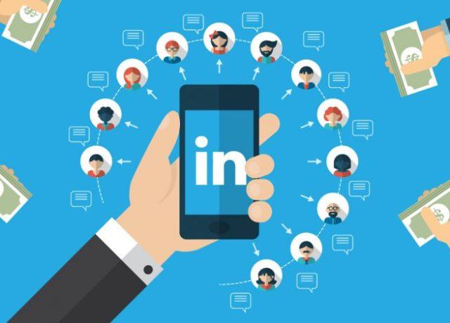 work from home jobs LinkedIn network
