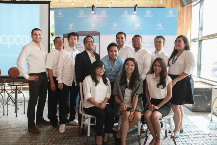 7. Snapcart Team