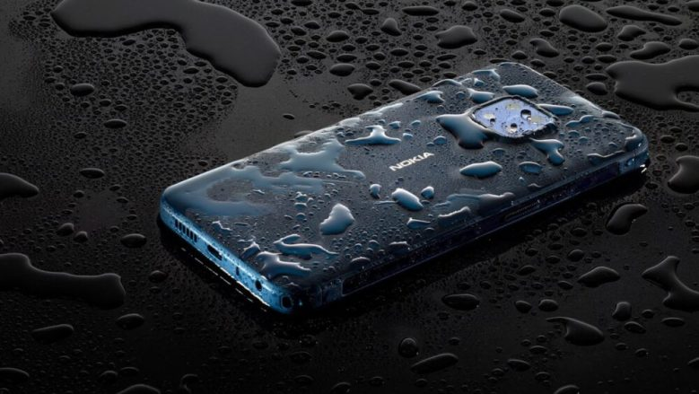 Nokia XR20 will receive a durable waterproof case