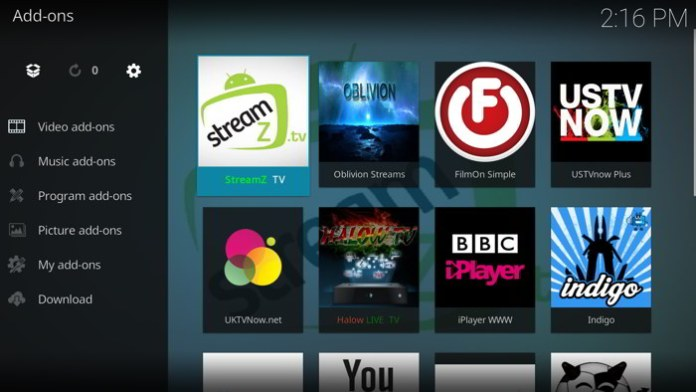best kodi tv guide addon