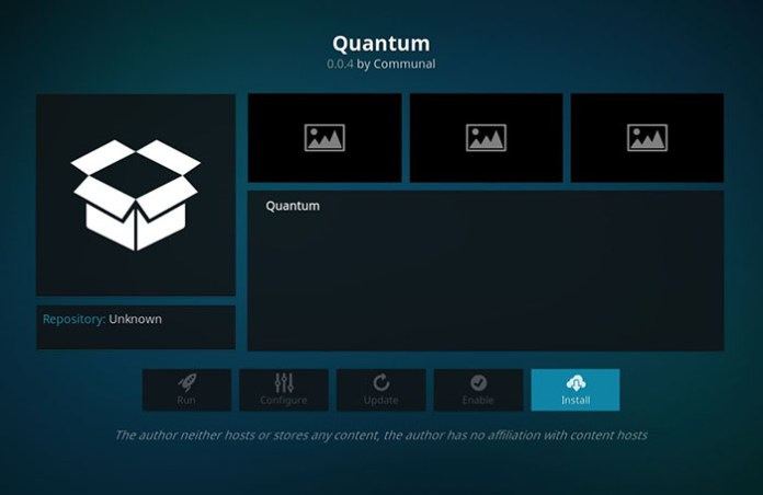 Live Sports Addons for Kodi - Quantum 1