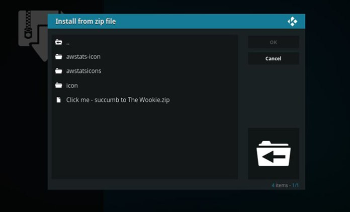 Wookie Kodi Build - 8