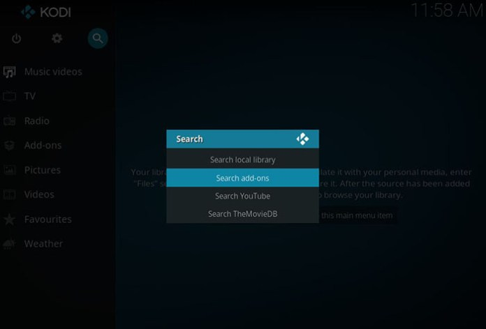 Plex Kodi Addon -Install 2