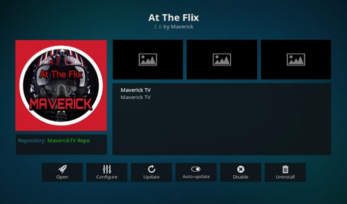 At The Flix Kodi Addon